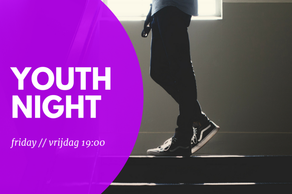 Vrijdag: Youth Night